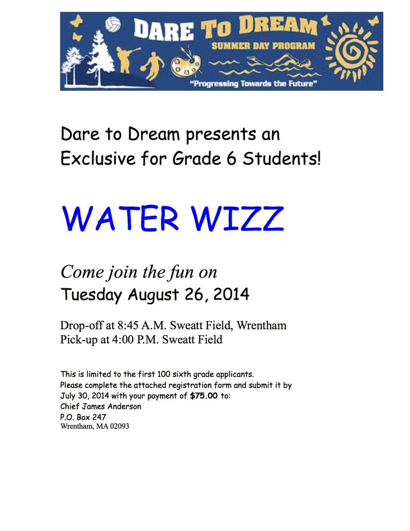 Water wizz discount coupons